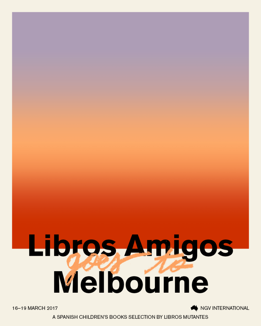 Libros Amigos goes to Melbourne